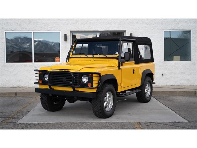 1995 Land Rover Defender (CC-1336707) for sale in Salt Lake City, Utah