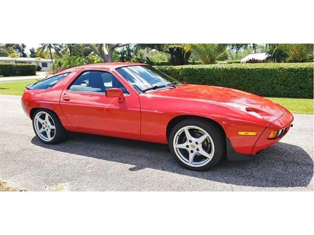 1985 Porsche 928S (CC-1336708) for sale in POMPANO BEACH, Florida