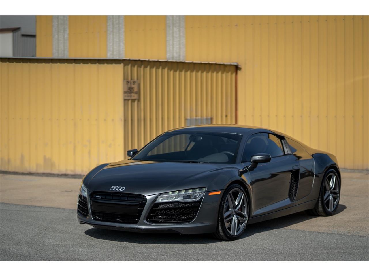2015 Audi R8 (CC-1336709) for sale in Monterey, California