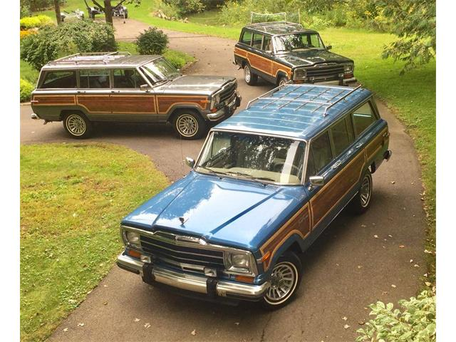 1991 Jeep Grand Wagoneer (CC-1336711) for sale in Bemus Point , New York