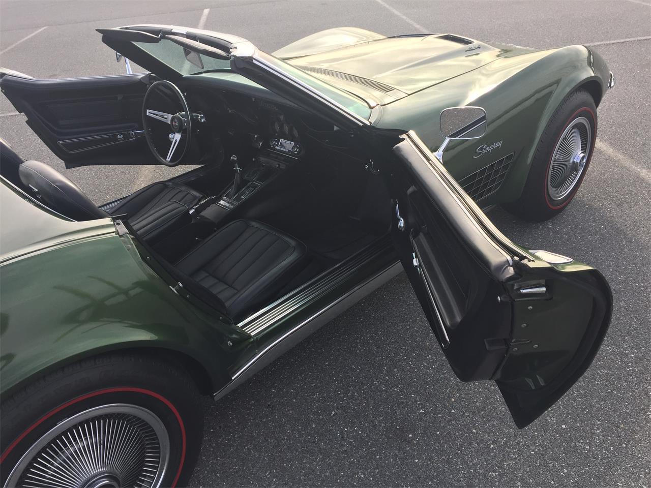 1970 Chevrolet Corvette Stingray (CC-1336712) for sale in Millsboro, Delaware