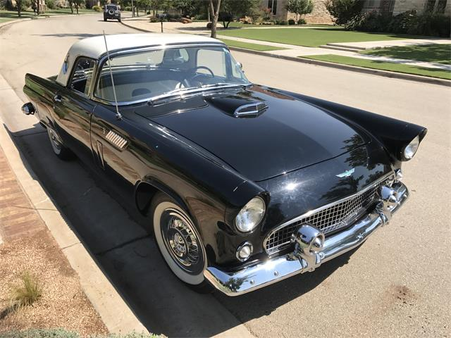 1956 Ford Thunderbird (CC-1336715) for sale in Lubbock, Texas