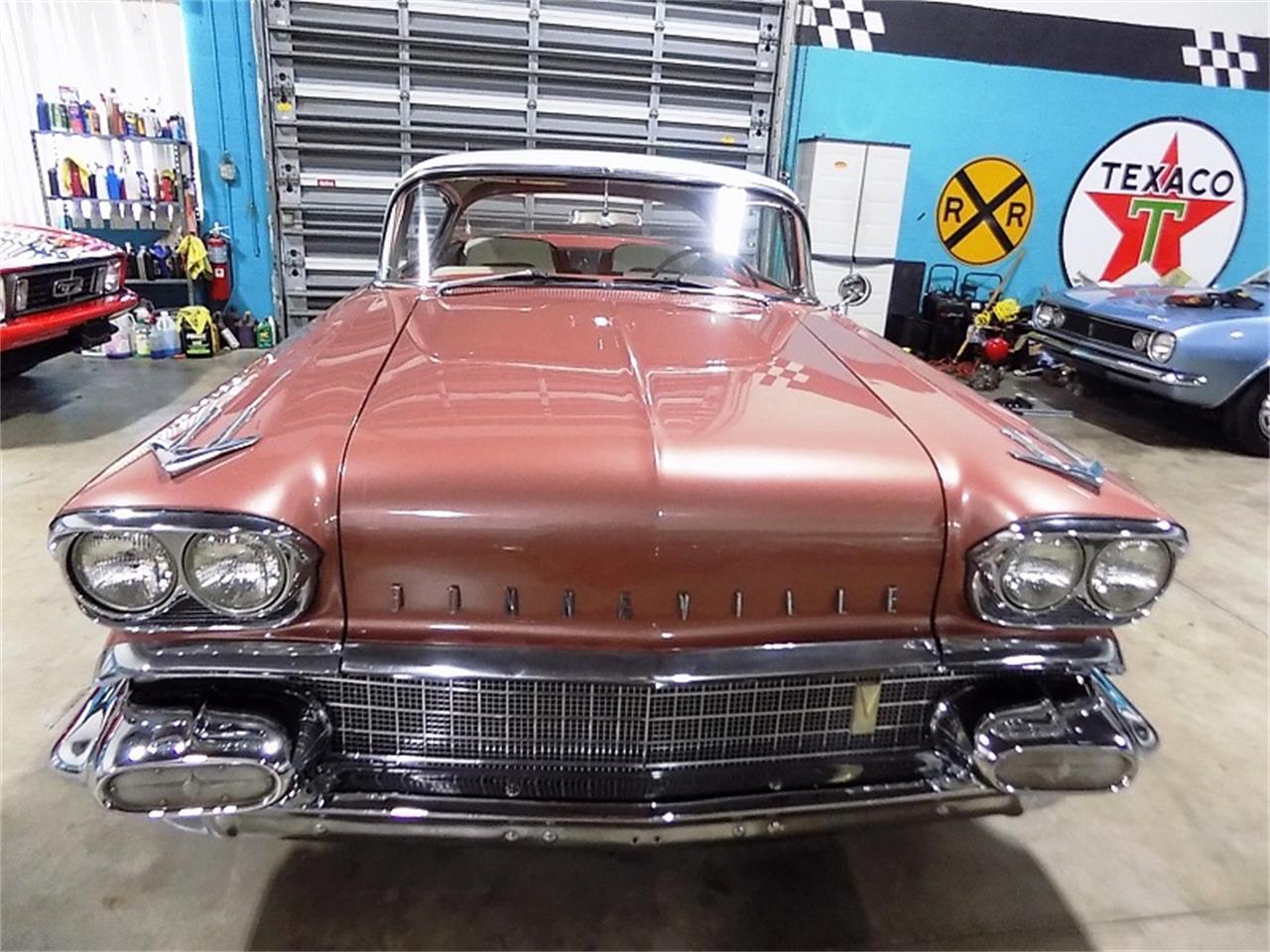 1958 Pontiac Bonneville (CC-1336717) for sale in POMPANO BEACH, Florida
