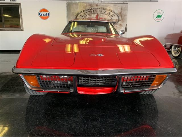 1972 Chevrolet Corvette (CC-1336724) for sale in Lewisville, Texas