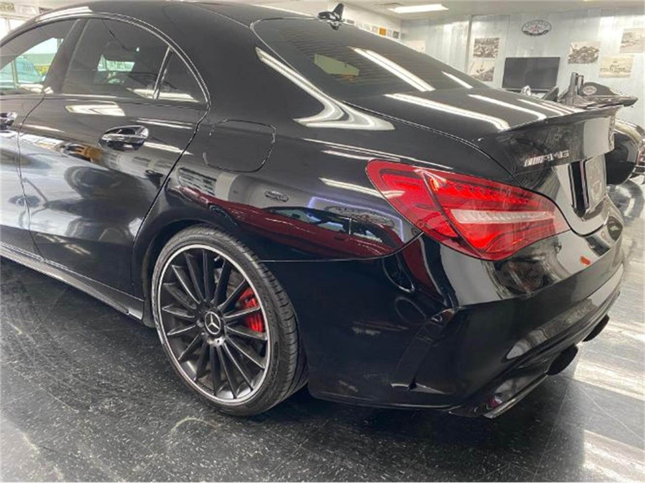 2018 Mercedes-Benz CLA (CC-1336727) for sale in Lewisville, Texas