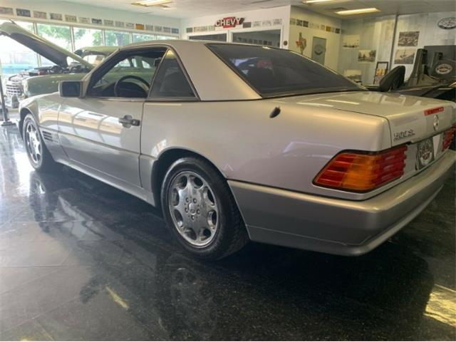 1991 Mercedes-Benz SL500 (CC-1336728) for sale in Lewisville, Texas