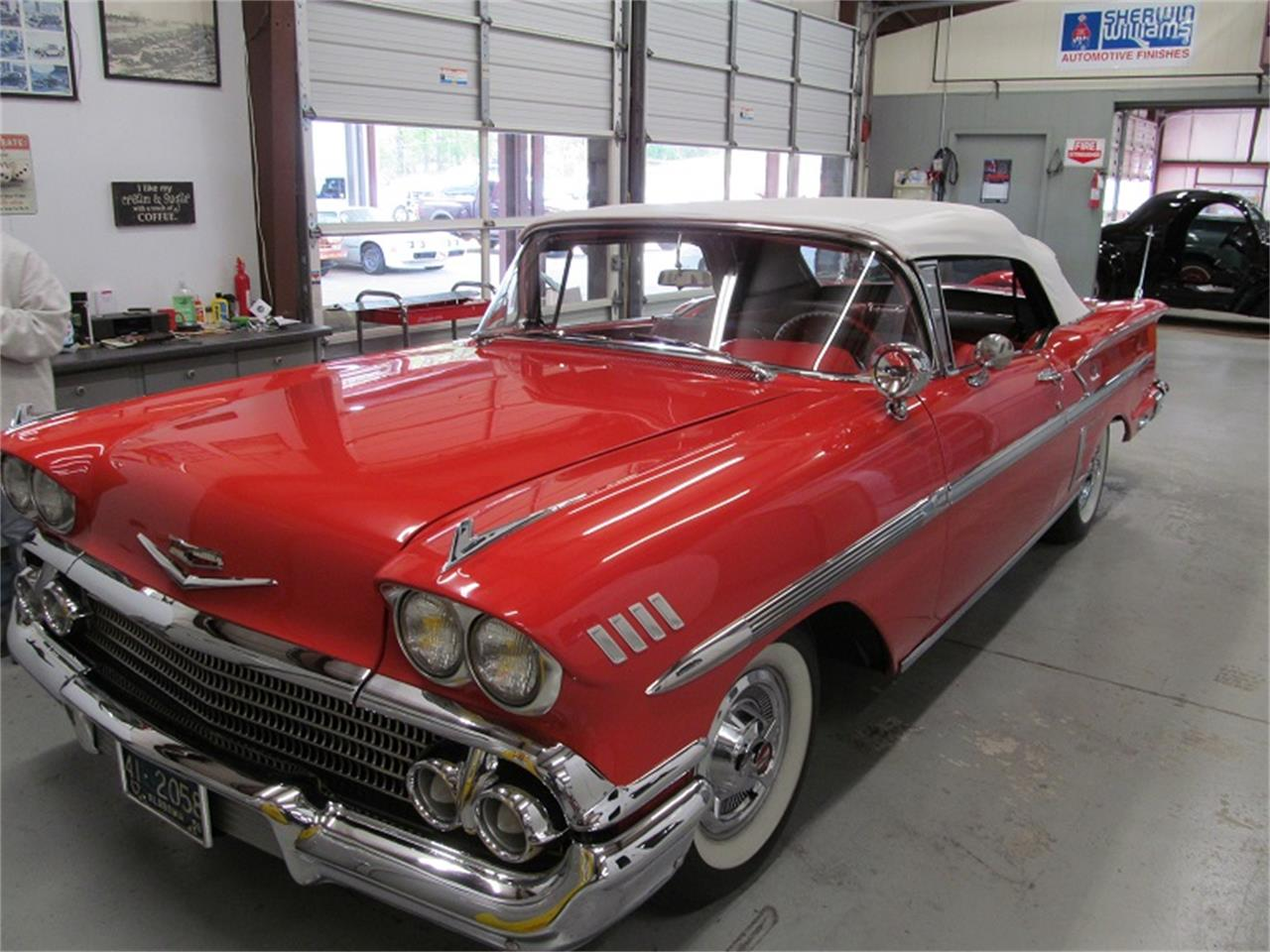 1958 Chevrolet Impala (CC-1336729) for sale in Florence, Alabama