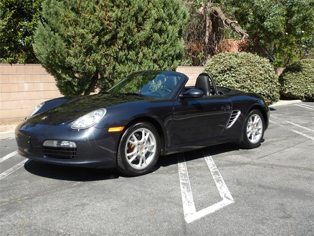 2008 Porsche Boxster (CC-1336732) for sale in woodland hills, California