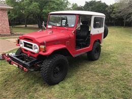 1975 Toyota Land Cruiser FJ40 (CC-1336741) for sale in China Spring, Texas