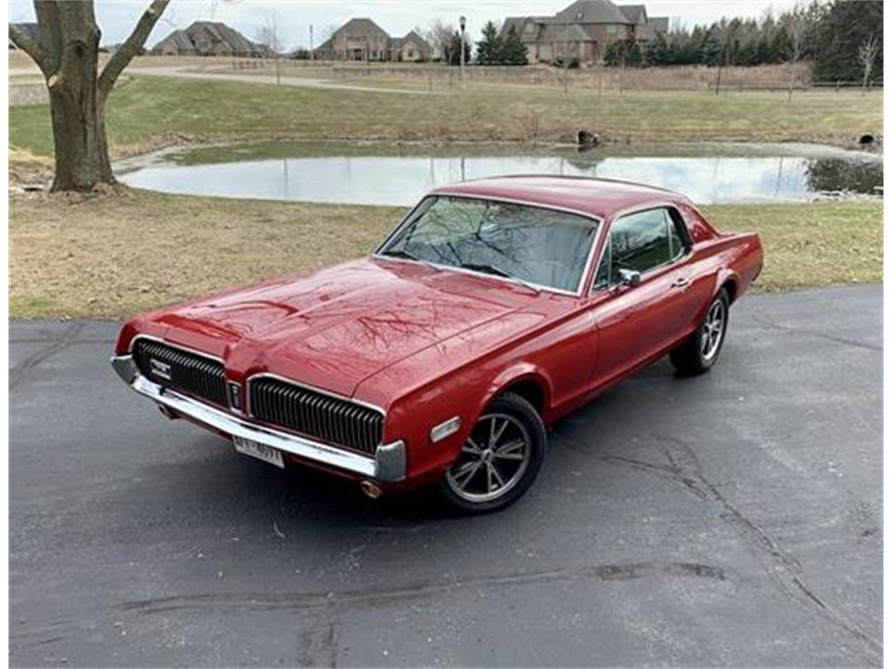 1968 Mercury Cougar XR7 (CC-1336743) for sale in Appleton, Wisconsin