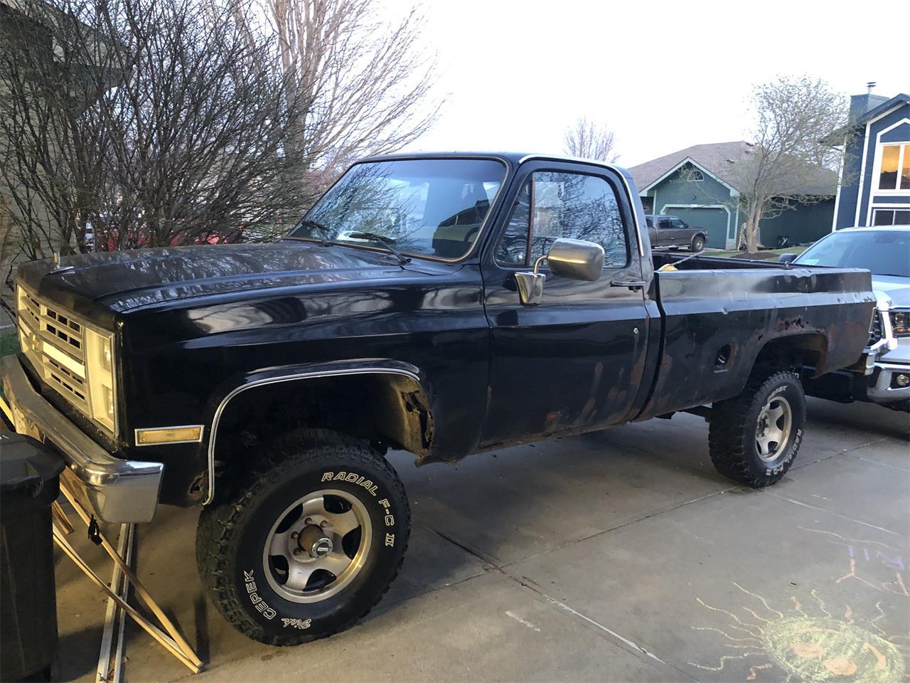 1985 Chevrolet K-10 (CC-1336744) for sale in Omaha, Nebraska