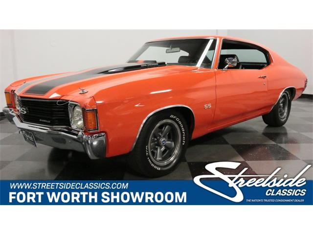 1972 Chevrolet Chevelle (CC-1336750) for sale in Ft Worth, Texas