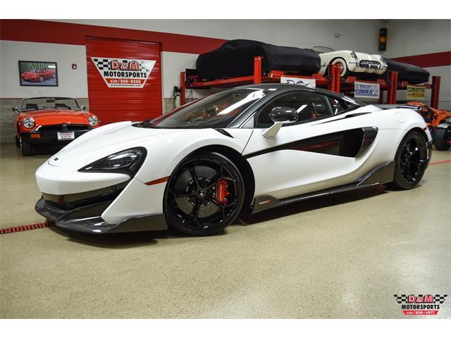2019 McLaren 600LT (CC-1330677) for sale in Glen Ellyn, Illinois