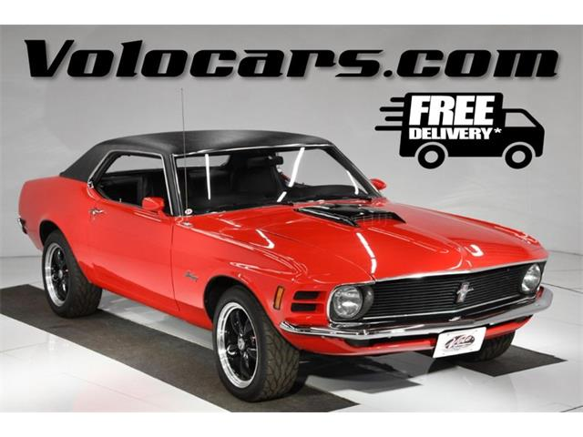 1970 Ford Mustang (CC-1336774) for sale in Volo, Illinois