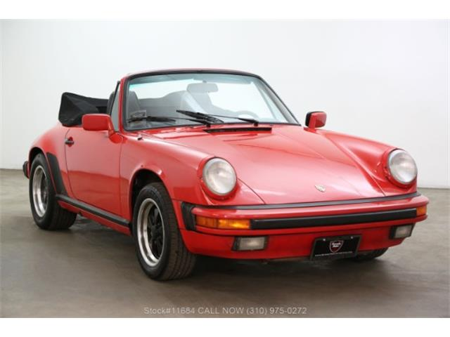 1987 Porsche Carrera (CC-1336781) for sale in Beverly Hills, California