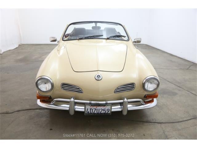 1971 Volkswagen Karmann Ghia (CC-1336782) for sale in Beverly Hills, California
