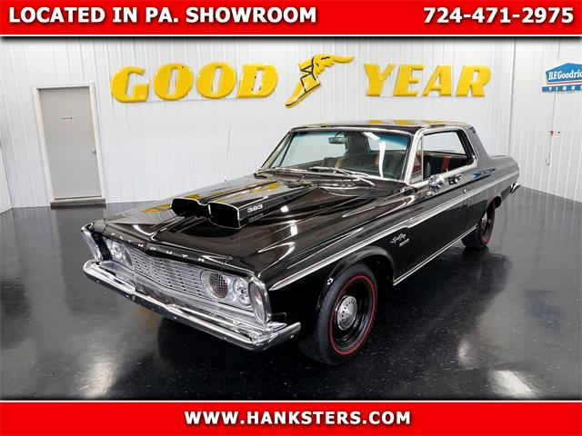 1963 Plymouth Fury (CC-1336789) for sale in Homer City, Pennsylvania
