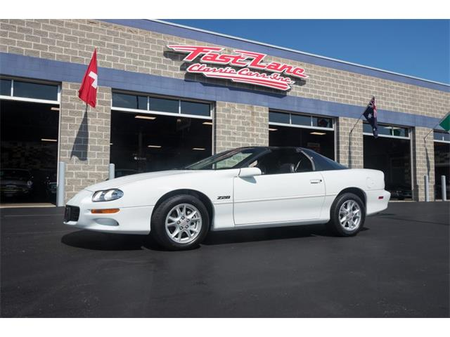 2002 Chevrolet Camaro Z28 (CC-1336794) for sale in St. Charles, Missouri