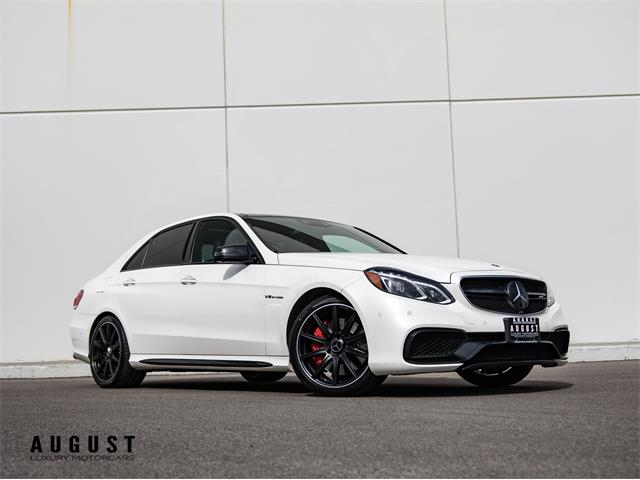2016 Mercedes-Benz E-Class (CC-1336803) for sale in Kelowna, British Columbia
