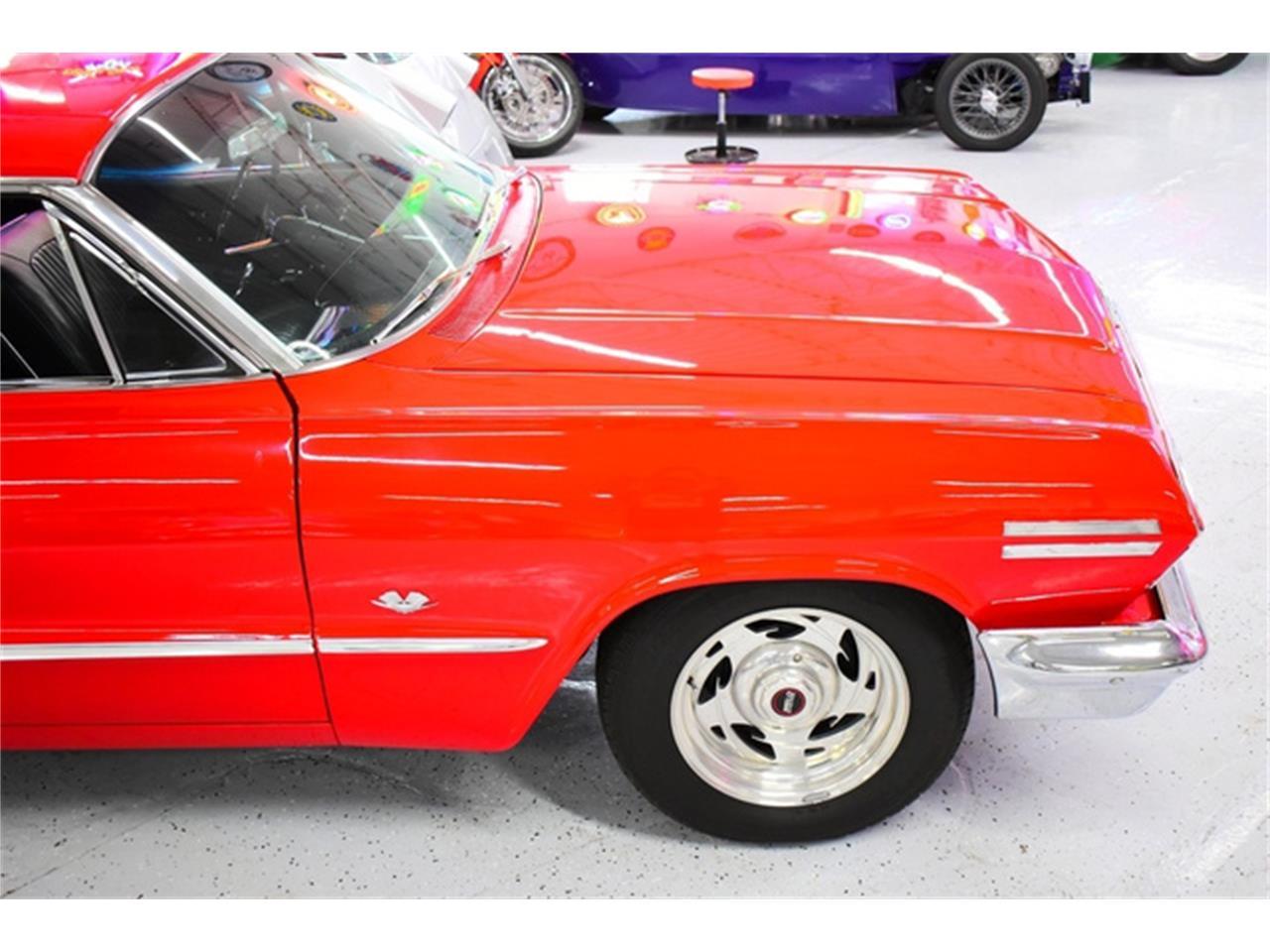 1963 Chevrolet Impala (CC-1336804) for sale in Wayne, Michigan