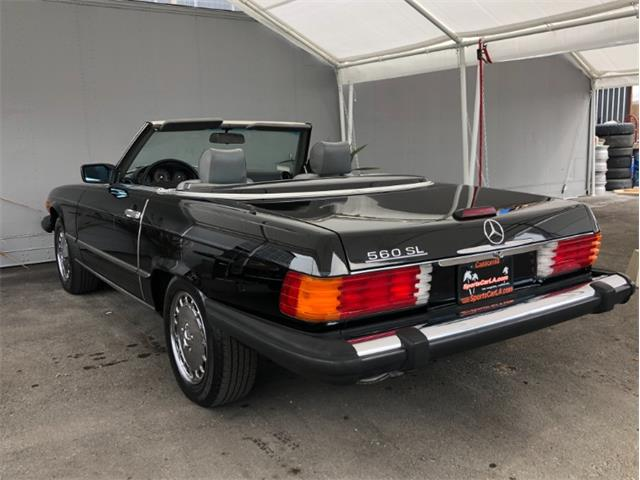 1989 Mercedes-Benz 560 (CC-1330682) for sale in Los Angeles, California