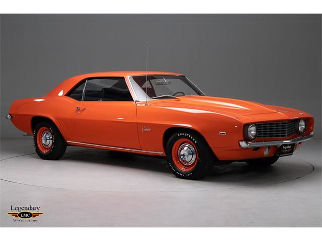 1969 Chevrolet Camaro COPO (CC-1336825) for sale in Halton Hills, Ontario