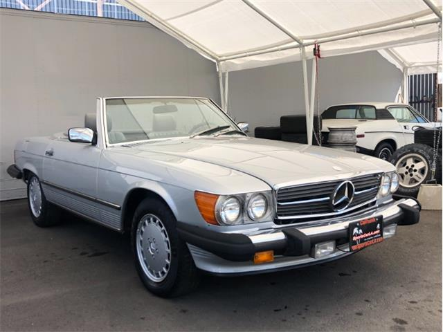 1987 Mercedes-Benz 560 (CC-1336845) for sale in Los Angeles, California