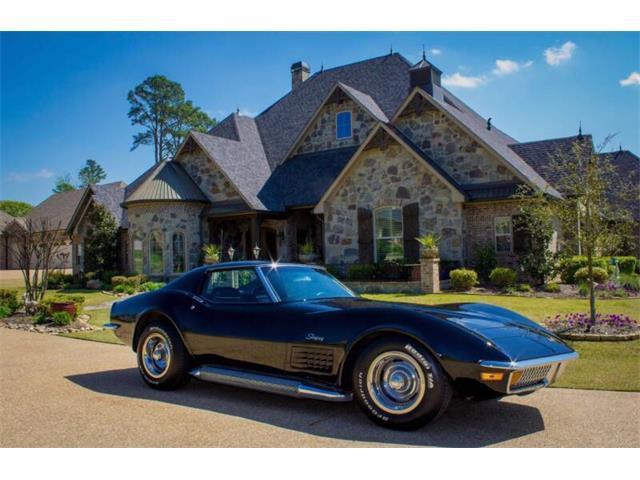 1972 Chevrolet Corvette (CC-1336857) for sale in Clarksburg, Maryland