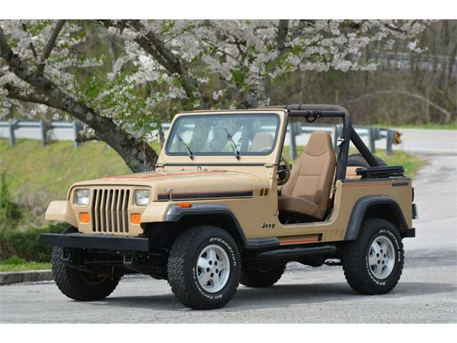 1988 Jeep Wrangler (CC-1336859) for sale in Cookeville, Tennessee