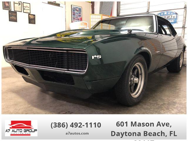 1967 Chevrolet Camaro RS (CC-1336863) for sale in Holly Hill, Florida