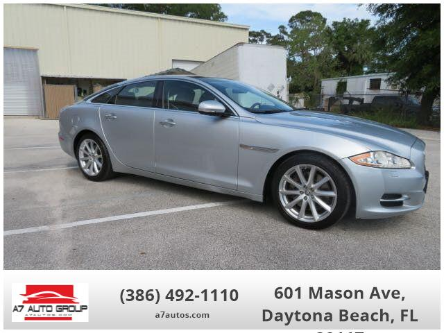 2011 Jaguar XJ (CC-1336869) for sale in Holly Hill, Florida