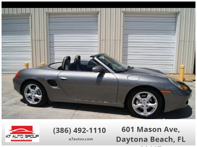 2001 Porsche Boxster (CC-1336878) for sale in Holly Hill, Florida