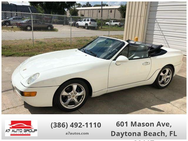 1992 Porsche 968 (CC-1336884) for sale in Holly Hill, Florida