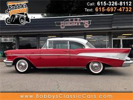 1957 Chevrolet Bel Air (CC-1336885) for sale in Dickson, Tennessee