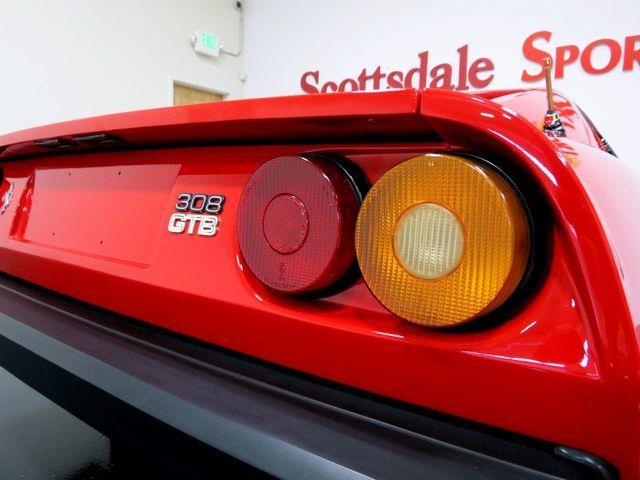 1977 Ferrari 308 GTB (CC-1336886) for sale in Scottsdale, Arizona