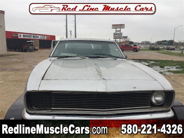 1967 Chevrolet Camaro (CC-1336888) for sale in Wilson, Oklahoma