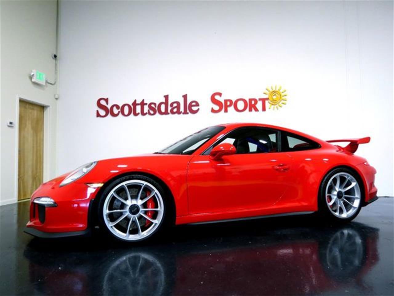 2016 Porsche 911 (CC-1336891) for sale in Scottsdale, Arizona