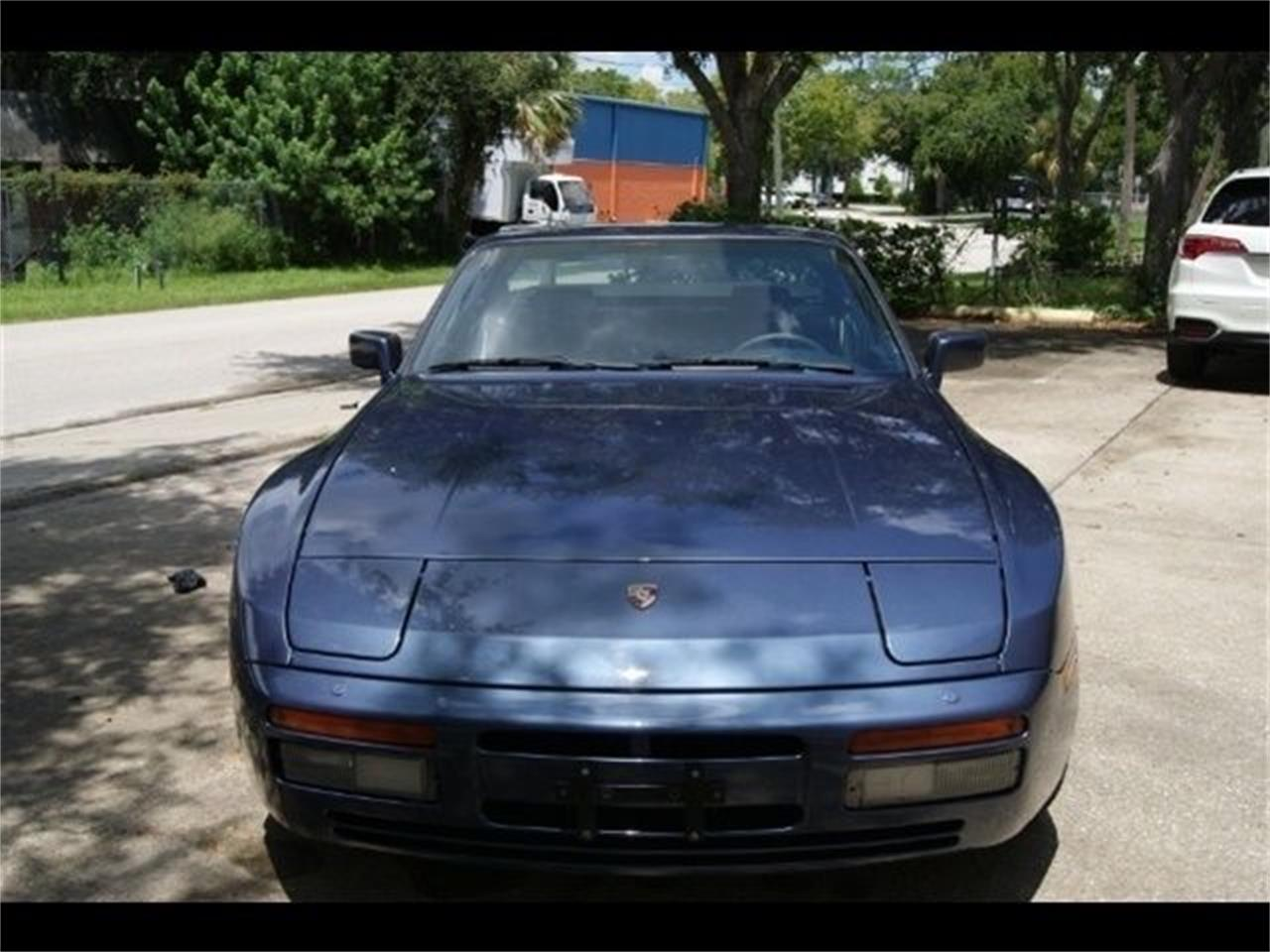 1989 Porsche 944S2 (CC-1336892) for sale in Holly Hill, Florida
