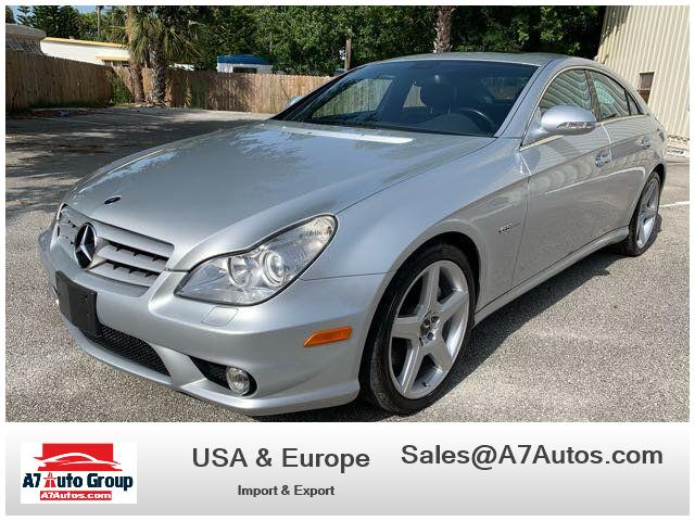 2007 Mercedes-Benz CLS-Class (CC-1336893) for sale in Holly Hill, Florida