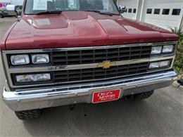 1990 Chevrolet Blazer (CC-1336898) for sale in Spirit Lake, Iowa