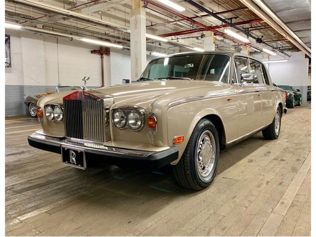1979 Rolls-Royce Silver Wraith (CC-1336904) for sale in Bridgeport, Connecticut