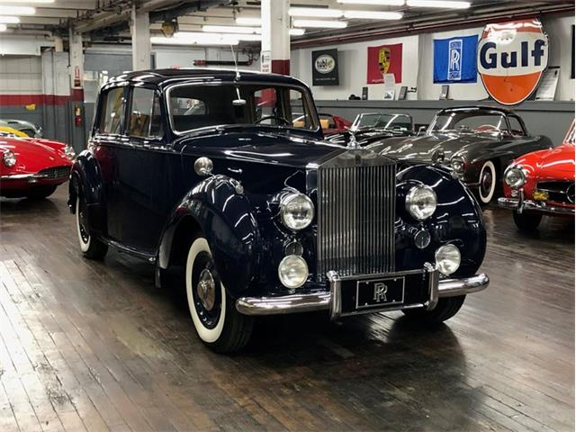 1950 Rolls-Royce Silver Dawn (CC-1336907) for sale in Bridgeport, Connecticut