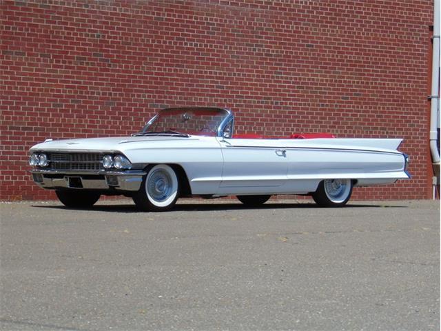 1962 Cadillac Eldorado (CC-1336928) for sale in Bridgeport, Connecticut