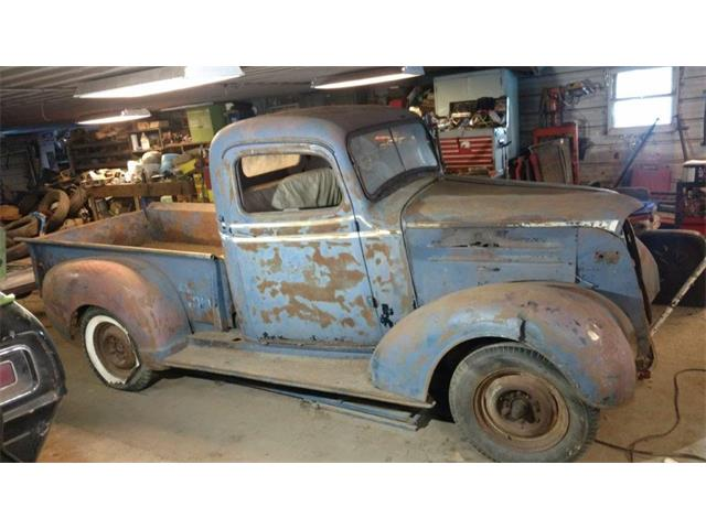 1937 Chevrolet 1/2-Ton Pickup (CC-1336933) for sale in Parkers Prairie, Minnesota