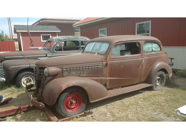 1938 Chevrolet 2-Dr Sedan (CC-1336936) for sale in Parkers Prairie, Minnesota