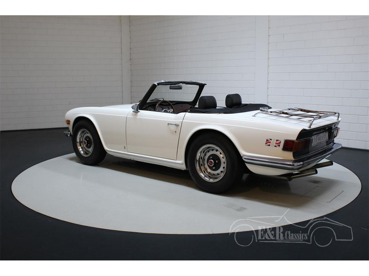 1973 Triumph TR6 (CC-1336939) for sale in Waalwijk, Noord-Brabant