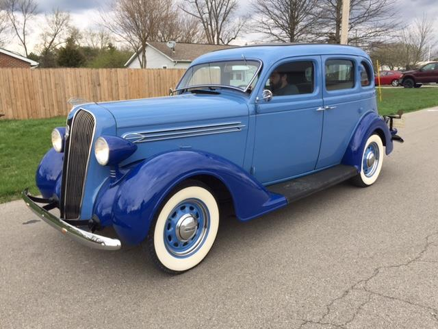 1936 Plymouth P2 (CC-1336941) for sale in MILFORD, Ohio
