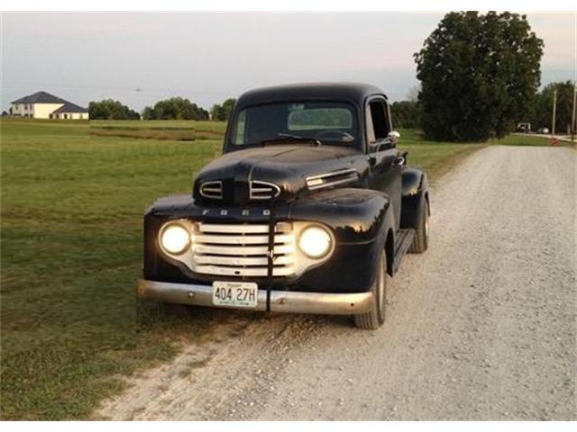 1950 Ford 1/2 Ton Pickup (CC-1336946) for sale in Ashland, Missouri