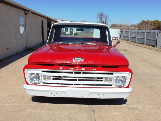 1962 Ford F100 (CC-1336949) for sale in Grand Island, Nebraska