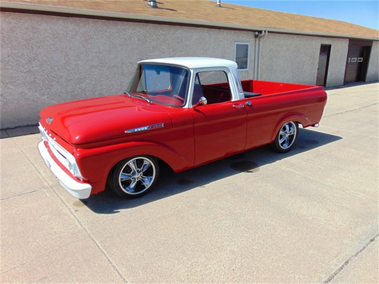 1962 Ford F100 (CC-1336949) for sale in Grand Island, Nebraska